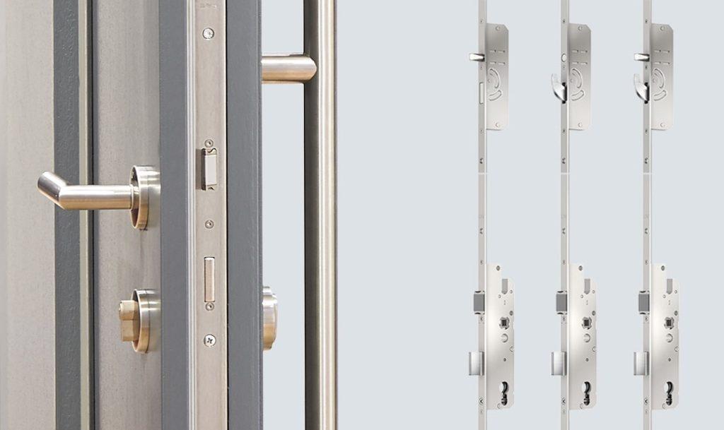 mecanisme pentru usi exterioare Veka softline 70