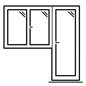 usi si ferestre balcon de la veka