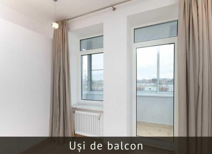 usi pvc de balcon